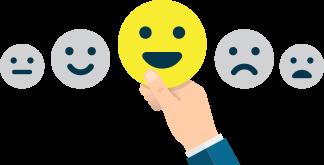 Happy Google Ads Customer
